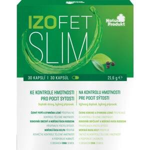 NaturProdukt Izofet Slim 30 kapslí