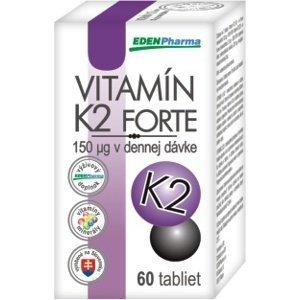 EDENPharma VITAMÍN K2 Forte 60 tbl