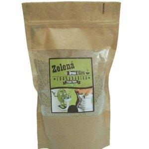 Zelená káva drvená 1kg 100% arabica z Brazílie