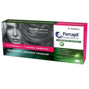 Forcapil HAIR ACTIV 3x30 tabliet