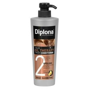 Diplona Professional Intenzívny kondicionér pre extrémne suché, lámavé a unavené vlasy, s arganovým olejom 600ml
