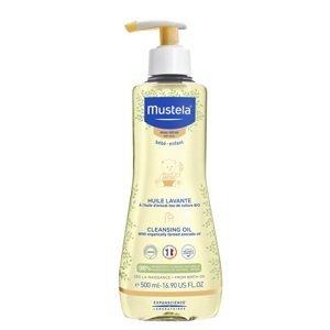 Mustela Olej do kúpeľa na suchú pokožku 500ml