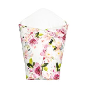 Eseco Povlak na páperovú zavinovačku Watercolor flowers