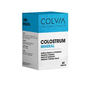 Colvia Colostrum Mineral 33g