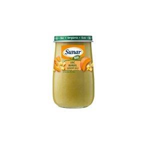 Sunar BIO príkrm Tekvica, zemiaky, olivový olej 190g
