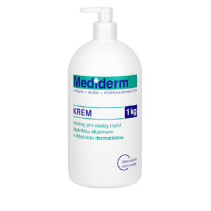 Mediderm Krém (lupienka + ekzém + atopická dermatitída) 1kg
