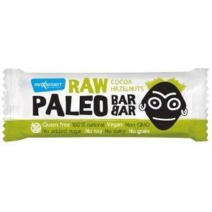 RAW PALEO barbar COCOA HAZELNUTS tyčinka s lieskovými orechmi a kakaom 1x50 g