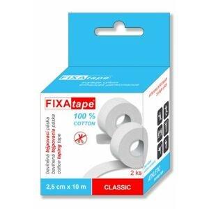 FIXAtape Classic Athletic bavlnená tejpovacia páska 3,8cmx10m 1ks