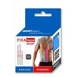 FIXAtape Sport Kinesiology ružová 5cmx5m