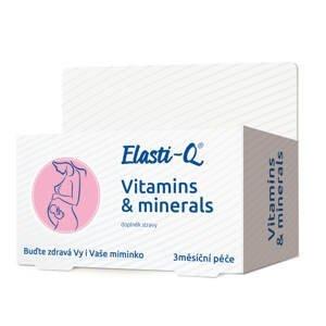 Elasti-Q VITAMINS & MINERALS 90 tabliet