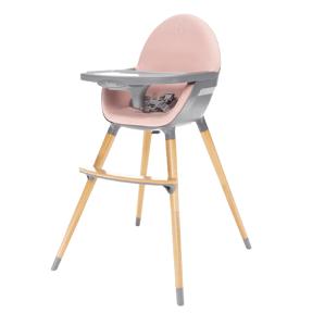 Zopa Detská stolička Dolce Blush Pink/Grey