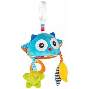 BenBat Závesná aktivity hračka Owl