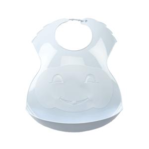 Thermobaby Plastový bryndák, Baby Blue