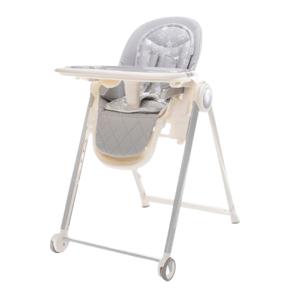 ZOPA Detská stolička Space Ice Grey