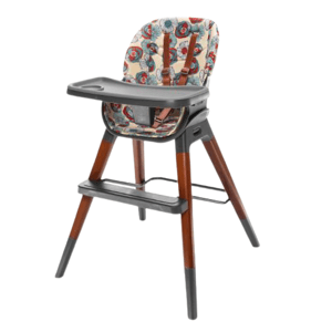 ZOPA Detská stolička Nuvio Wild Flowers