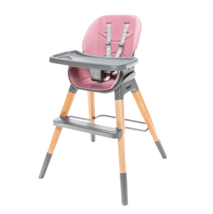ZOPA Detská stolička Nuvio Blush pink