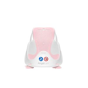 Angelcare Lehátko do vane FIT Light Pink