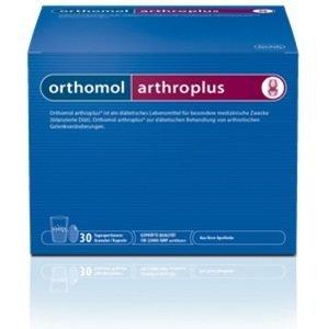 Orthomol ARTHRO plus granulát+kapsuly vo vrecku, 30 denných dávok, 1x1 set