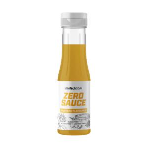 BiotechUSA Zero Sauce, horčica 350ml