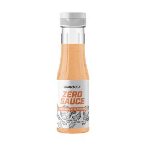 BiotechUSA Zero Sauce, pikantný cesnak 350ml