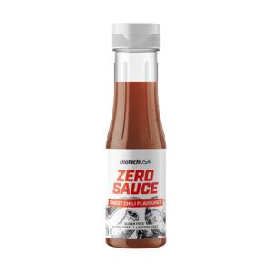 BiotechUSA Zero Sauce, sladké chilli 350ml