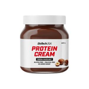 BiotechUSA Protein Cream, kakao-lieskový orech 400ml