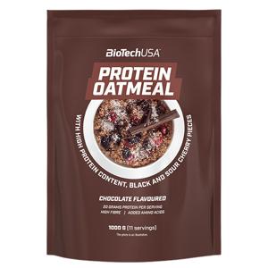 BiotechUSA Protein Oatmeal, čoko-cherry 1000g