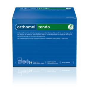 Orthomol TENDO granulát+tabalety+kapsuly, 30 denných dávok, 1x1 set