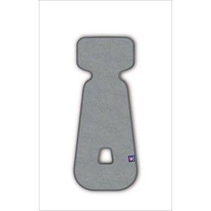 Vložka do autosedačky 3D Aero sv.šedá 9-18 kg Petite&Mars