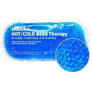 Mueller Hot / Cold Bead - Chladivý/Hrejivý sáčok s gélovými perličkami - Modrý