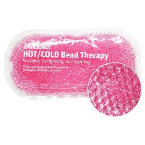 Mueller Hot / Cold Bead - Chladivý/Hrejivý sáčok s gélovými perličkami - Růžový