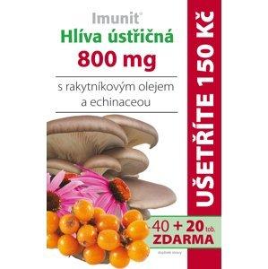 Imunit HLIVA ustricová 800 mg s rakytník. a echin. cps 40+20 zadarmo