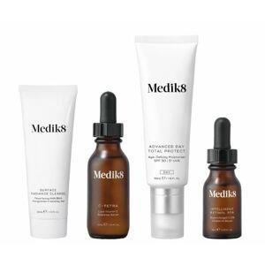 Medik8 The CSA Kit Retinol Edition Sada na omladenie pleti
