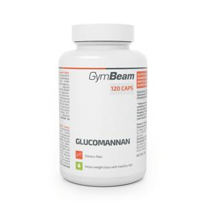 GymBeam Glukomanán 120 tablet