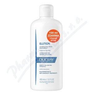 Ducray Elution Šampón pre citlivú pokožku 400+100ml