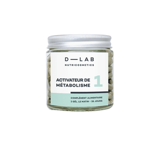 D-Lab Aktivator metabolizmu