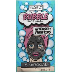 BeautyFormulas Bublinková pleťová maska (Aktívne uhlie) 7g