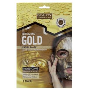 BeautyFormulas Vyživujúca pleťová maska 1ks