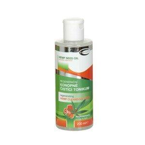 TOPVET Regeneračné konopné čistiace tonikum 3%, 200ml