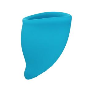 Fun Factory Menštruačný kalíšok Fun Cup veľkosť A modrý
