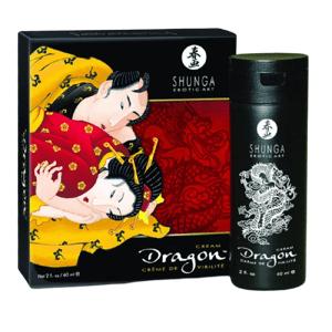 Shunga Krém pre mužov Erotic Art Dragon Cream 60ml