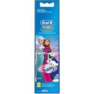 Oral-B Kids Frozen Náhradná hlavica 2ks