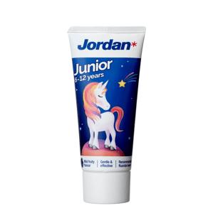 Jordan Junior Zubná pasta 6-12 rokov 50ml