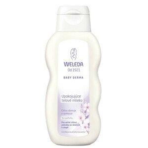 WELEDA BABY Upokojujúce telové mlieko pre veľmi citlivú pokožku 200ml