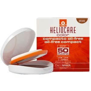 HELIOCARE kompaktný make-up SPF50 odtieň BROWN 10g