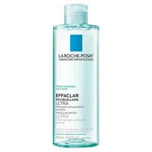 LA ROCHE-POSAY EFFACLAR MICELLAR ULTRA čistiaca voda 400 ml