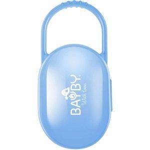 BBA 6401 puzdro na cumlík modré BAYBY