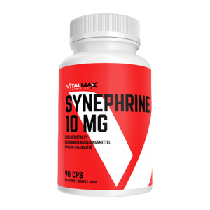 Vitalmax Nutrition Synephrine 10mg 90 kapsúl