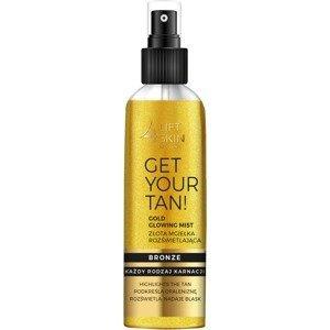 Lift4Skin Gold Glowing Mist, Sprej na zvýraznenie opálenia pokožky 150ml