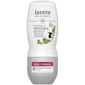 Lavera Roll-on Invisible Guličkový dezodorant 50ml
